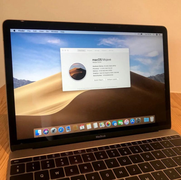 "MacBook 12"" Retina 2"