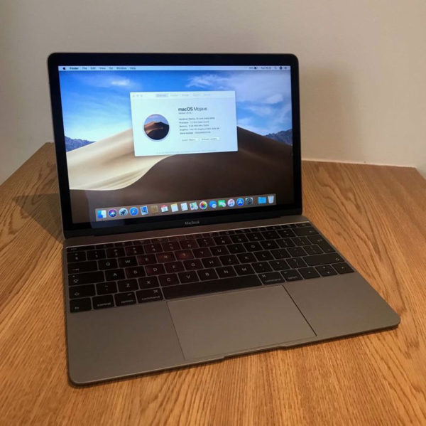 "MacBook 12"" Retina 1"