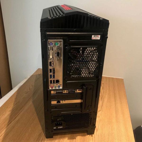 Mänguarvuti Gamer 8100 3