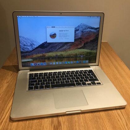 MacBook Pro 15″ 2011