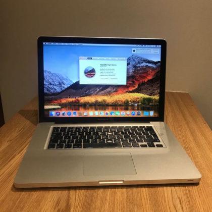 MacBook Pro 15″ 2010