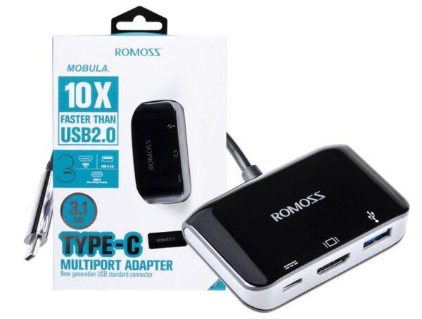 Romoss HDMI/USB-C adapter 1