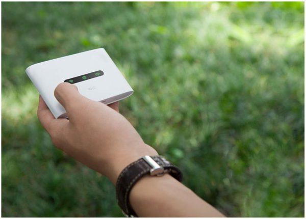 Mobile Wi-Fi рутер TP-Link M7300 4G 3