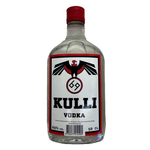 Vodka 69% KULLI (4tk, 10 tk) 1