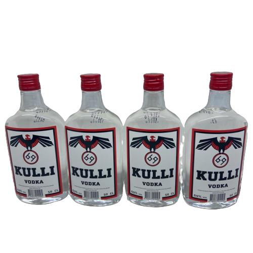 Vodka 69% KULLI (4tk, 10 tk) 2