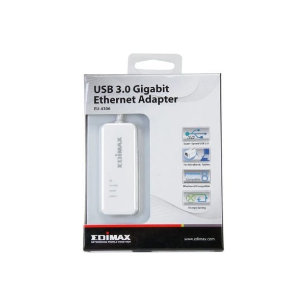 Edimax USB 3.0 gigabit Ethernet adapter 1