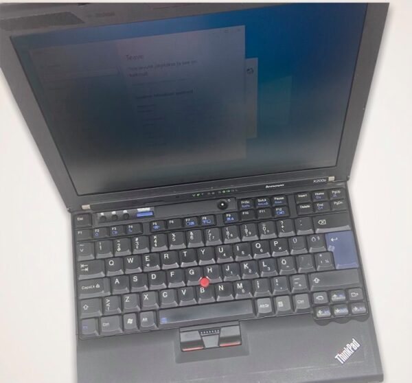 "Lenovo Thinkpad X200s 12"" 2"