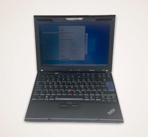 "Lenovo Thinkpad X200s 12"" 1"
