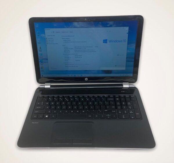 "Laptop HP 15"" AR5B125 1"