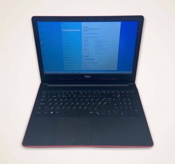 """Laptop DELL 15.6"""" Vostro 3568 красный 1"""