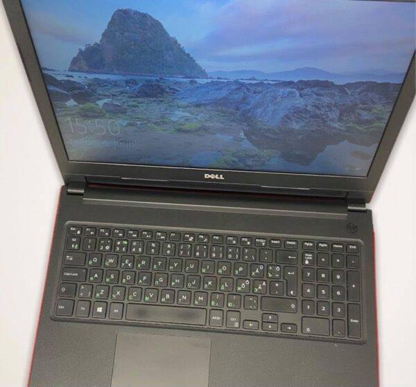 """Laptop DELL 15.6"""" Vostro 3568 красный 2"""