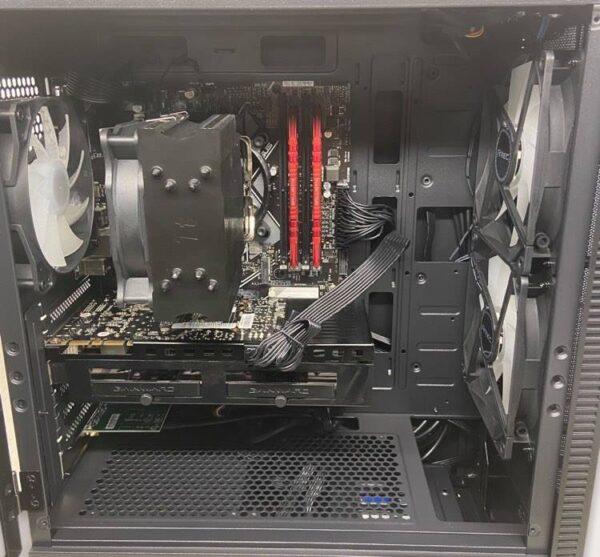 Игровой компьютер Antec 3