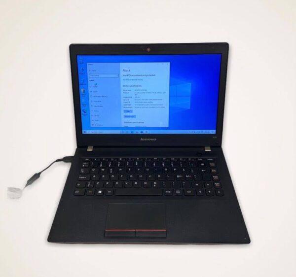 """Sülearvuti Lenovo E31 13,3"""" 1"""