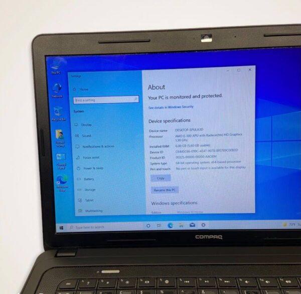 """HP Compaq Presario CQ57 15.6"""" 3"""