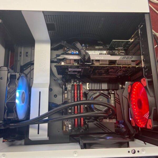 Игровой компьютер NZXT 5